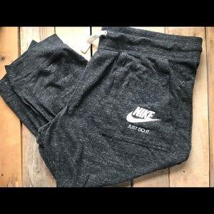 Women's Nike Sportswear Gym Vintage Midrise Pants